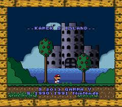 Super Mario World – Kamek's Island