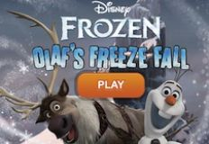 Frozen 2 Olaf Freeze Wall