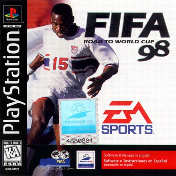 FIFA – Road to World Cup 98