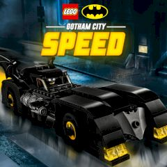 LEGO Batman Gotham City Speed