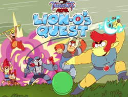 ThunderCats Roar Lion-O's Quest