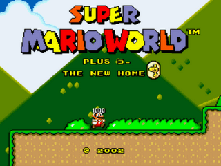 Super Mario World Plus 3 – The New Home Hard (SMW1 Hack)