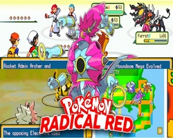 Pokemon Radical Red