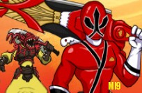 Power Rangers Samurai: Portals of Power 2 Player