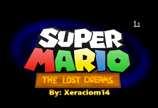 Super Mario: The Lost Dreams – N64