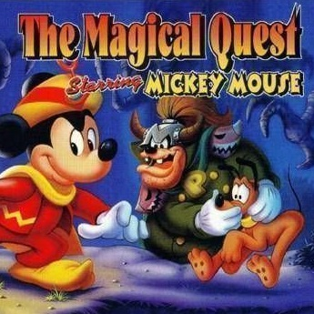 Magical Quest Starring Mickey Mouse, The (USA)