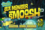 SpongeBob: Sea Monster Smoosh