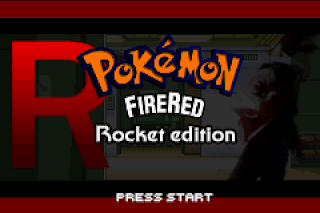 Pokemon FireRed: Rocket Edition