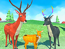 Deer Simulator Animal Family
