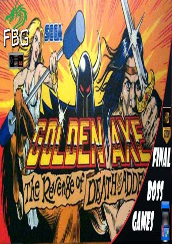 Golden Axe The Revenge of Death Adder – NAME
