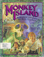 Secret of Monkey Island, The