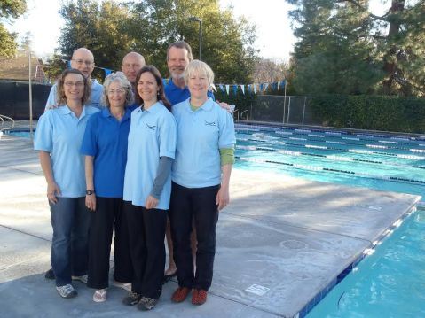 Josephine Gray is a Shaw Method swimming instructor in San Francisco