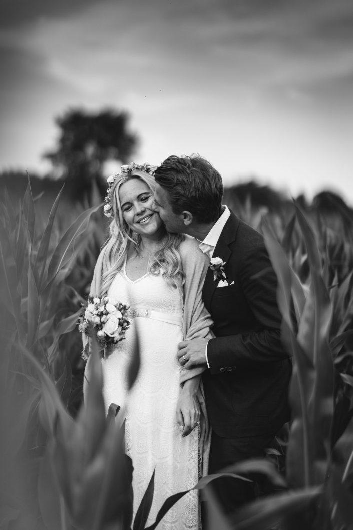 Bröllopsfoto Öland