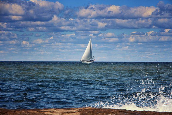 Segelbåt Öland