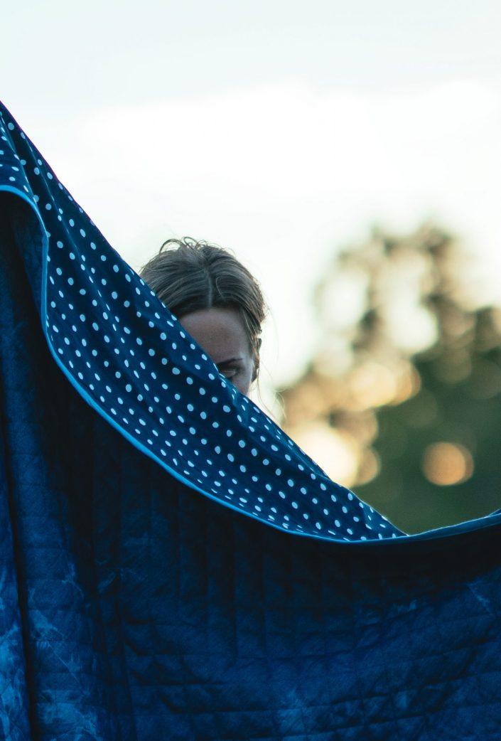 Ulrika Ocean Blanket