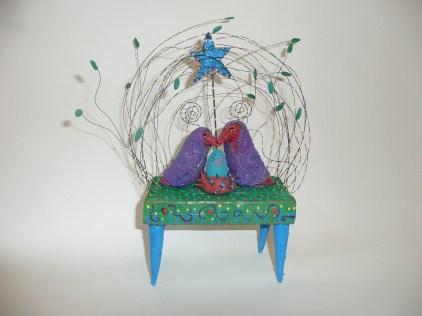 Bird Nativity