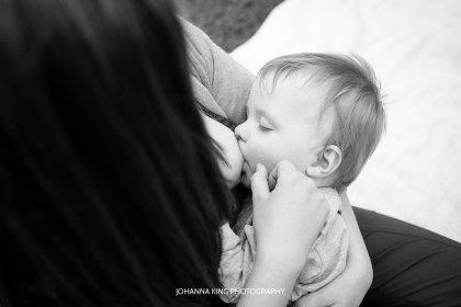 Breastfeeding Dublin Photo Sessions