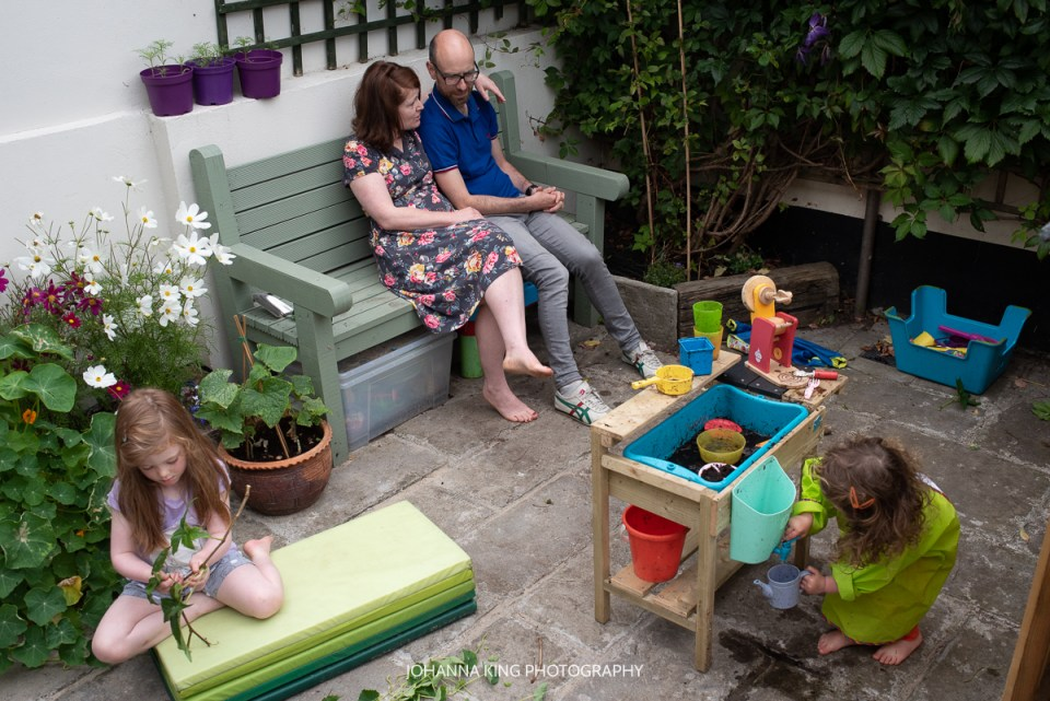 Summer Home Dublin Family Photography