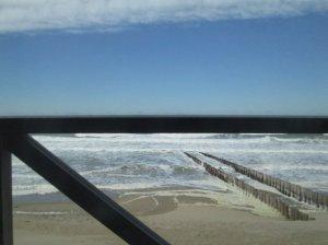 sea behind bars - mjp