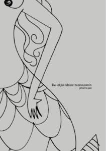 Cover bundel De lelijke kleine zeemeermin - mjp
