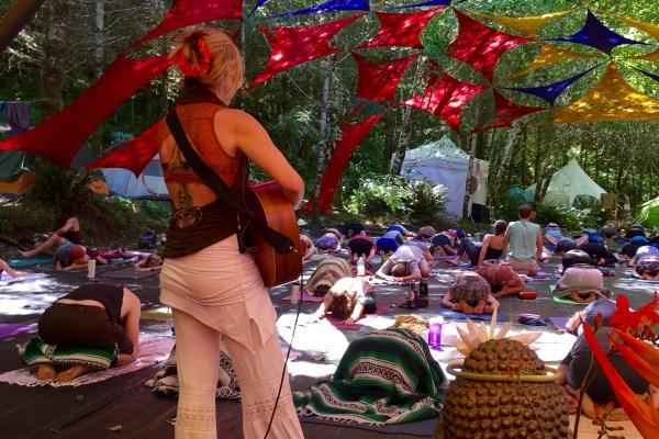 Johanna Beekman Lullaby Yoga