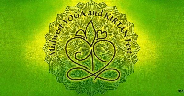 Midwest Yoga Kirtan Fest logo