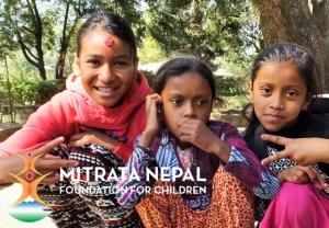 Mitrata Nepal kids