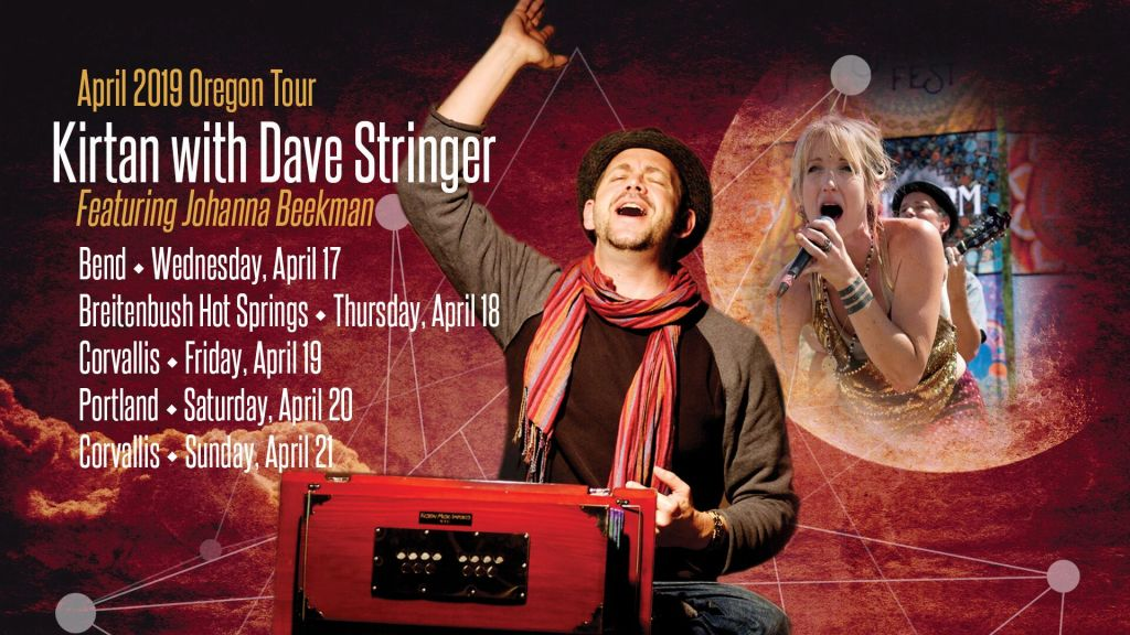 Dave Stringer and Jo Oregon dates