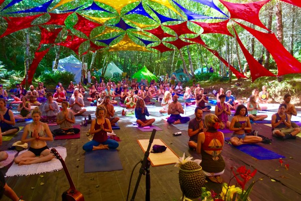 Lullaby Yoga at Beloved