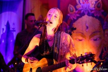 Johanna at Sedona Yoga Fest