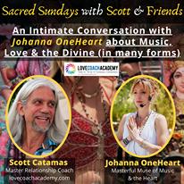 Scott Catamas Sacred Sundays Interview