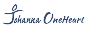 Johanna OneHeart Logo In A Line