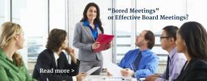 bored board meetings