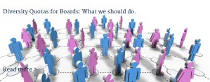 diversity quotas what we should do