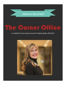 The Corner Office eBook