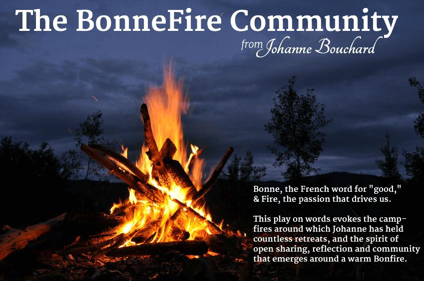 BonneFire Community Johanne Bouchard