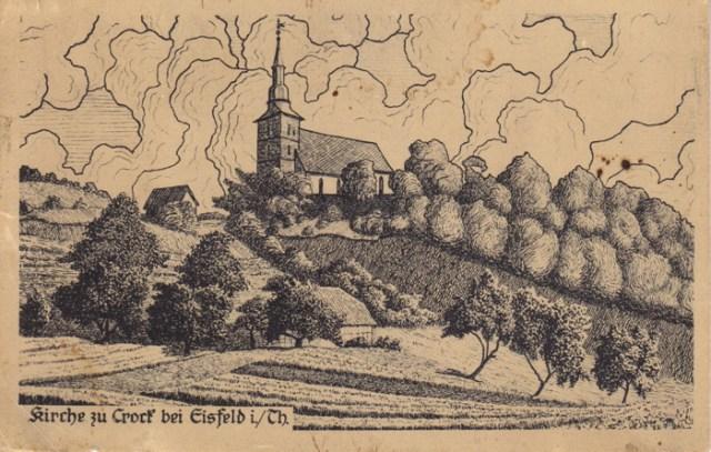 Postkarte um 1935