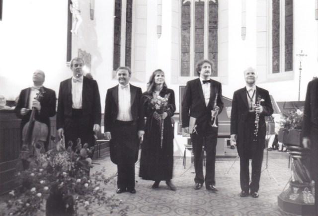 Güttler in Crock 1991