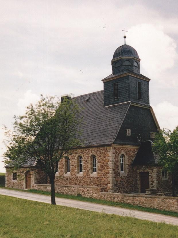 Evangelische Kirche Waffenrod-Hinterrod, Pfarrspiel Crock.