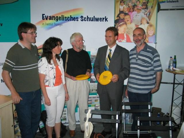 Ökumenischer Kirchentag Berlin 2003