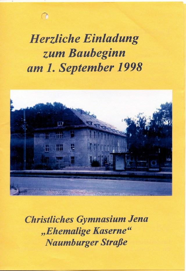 Christliches Gymnasium Jena