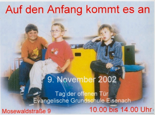 Evangelische Grundschule Eisenach