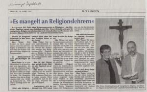 10 Jahre RU in Meiningen 2001