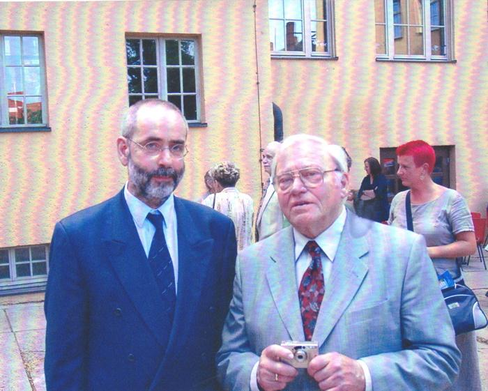 Eröffnung Spalatin Gymnasium 2001 Johannes Ziegner