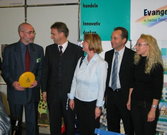 Mediensymposium, Erfurt 2003