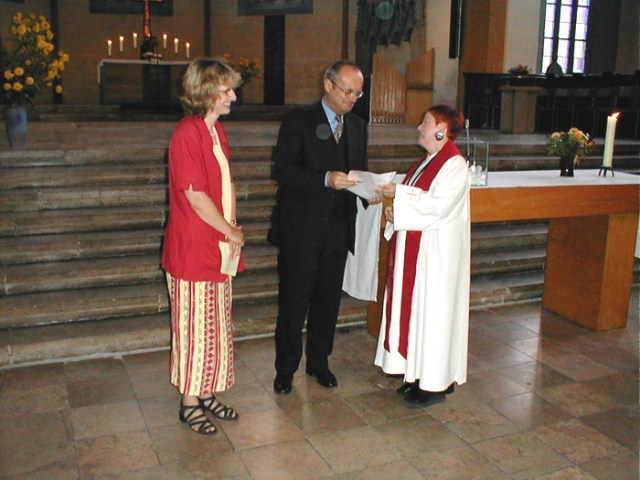 Staatliche Anerkennung durch das Thüringer Kultusministerium.