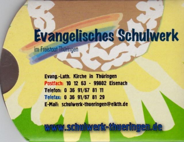Mini-CD Evangelische Grundschule Gotha