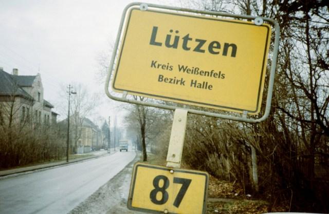 Lützen / Leipzig 1987