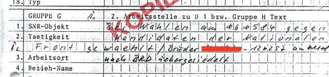 Kabinenwähler 1984