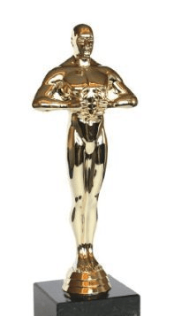 """""""Oscar-Verleihung"""" für das gesamte Team."""